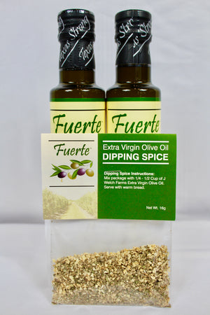 Fuerte Olive Oil Dipping Spice