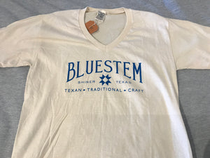 Blue Stem t shirt