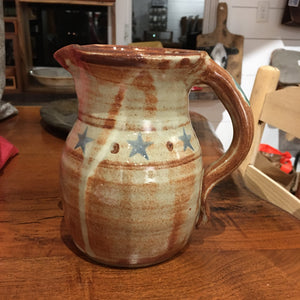 Small Texas Star Pitcher