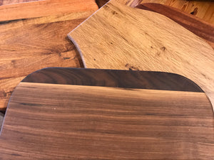 Shiner Prairie Woodworks Cutting Boards