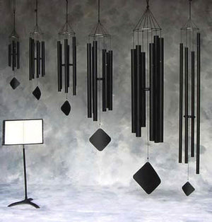 Whole Tone Wind Chimes