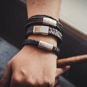 Bonacci - Dark Brown | Steel & Barnett