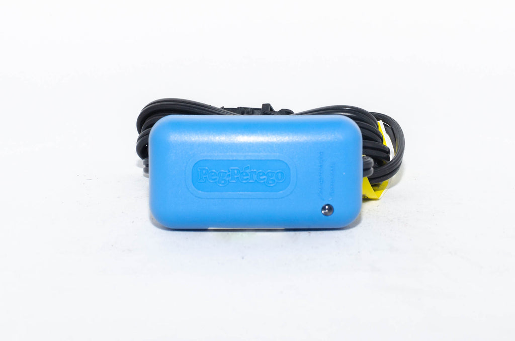 Peg Perego Blue 12v Charger IKCB0034 - BRS Toy Battery
