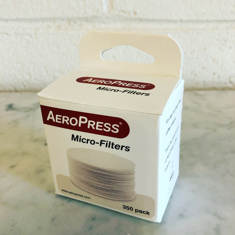 Aeropress Filter Pack for Aeropress Manual Brew Coffee Maker
