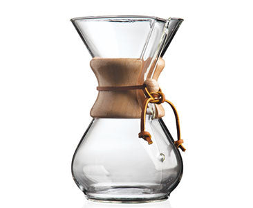 Chemex 10 Cup Classic Woodneck Brewer for Manual Brew