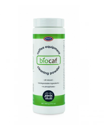 Urnex Biocaf Coffee Equipment Cleaning Powder