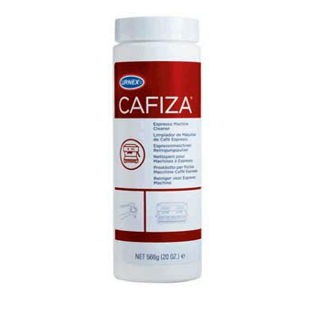 Cafiza Espresso Machine Cleaning Powder for the Professional Barista