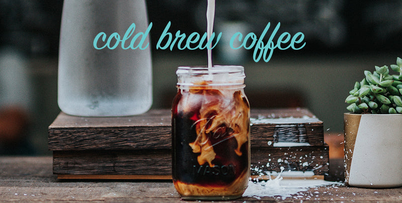 Cold Brew Coffee Blend Fair Trade Organic 454 g