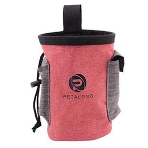 Outdoor Pet Dog Treat Pouch training