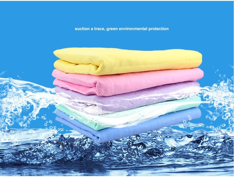 Soft Bath Towel Super Absorbent Cleaning Hair