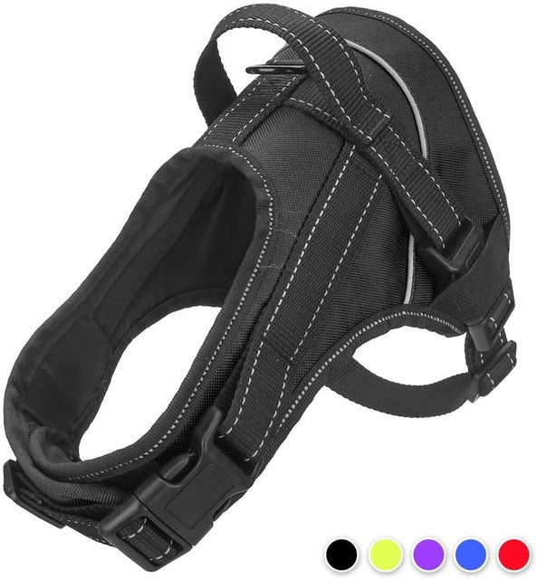 Durable Reflective Pet Dog Harness Dogs