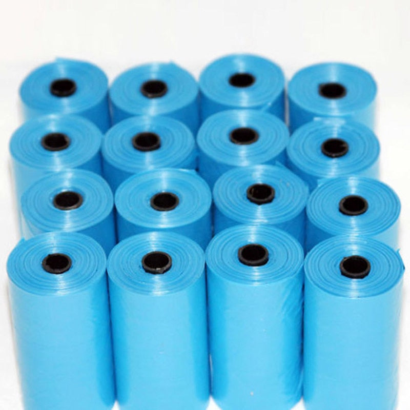 20 Rolls Pet Poop Bags Dog Cat Waste Pick Up Clean Bag Bio