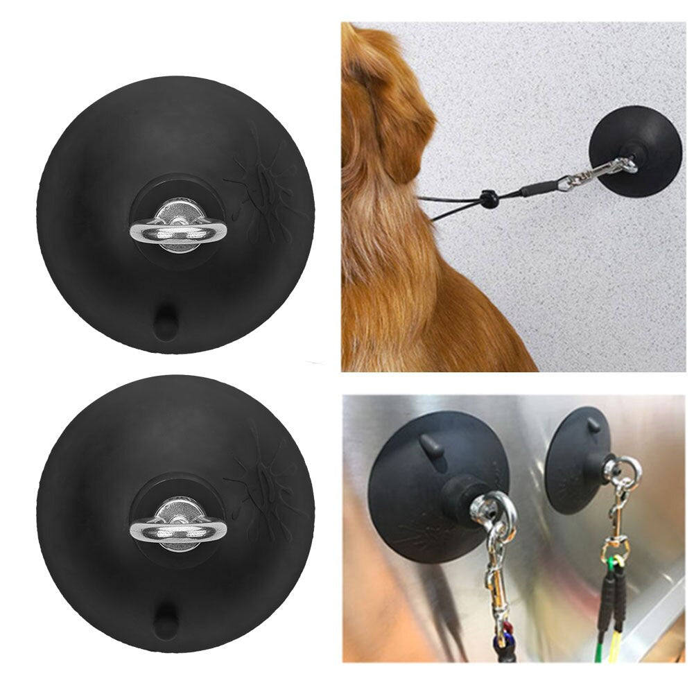 Pet Bathing Restraint System Grooming cup cable choker