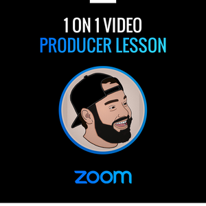 1 on 1 Producer Lesson on ZOOM