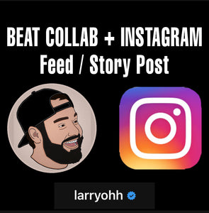 Beat Collab + Instagram Feed / Story Post