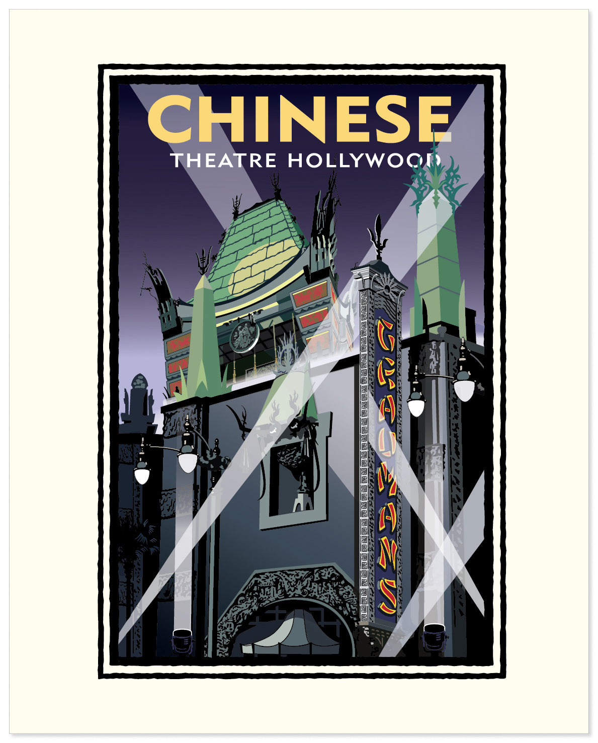 Landmark CA | Chinese Theater Showtime Hollywood