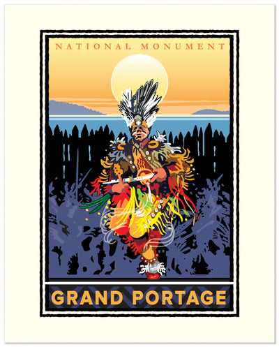 Landmark MN | Grand Portage National Parks Monument