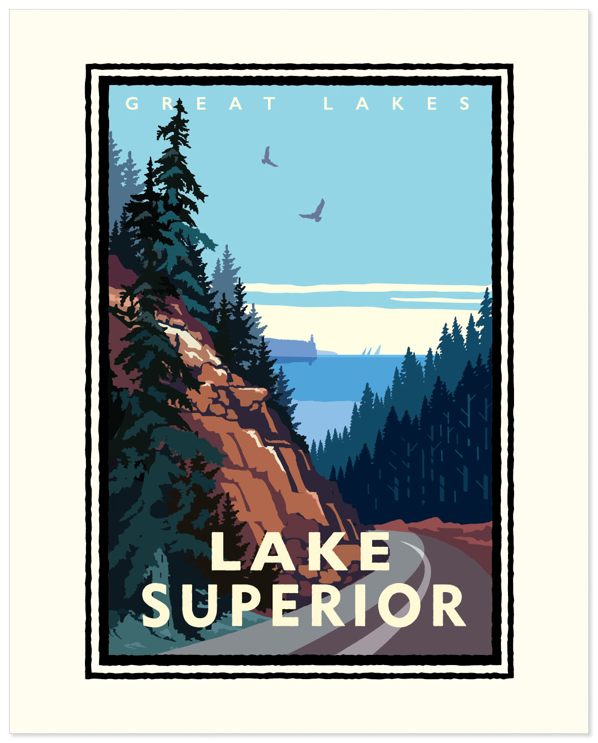 Landmark Great Lakes | Lake Superior