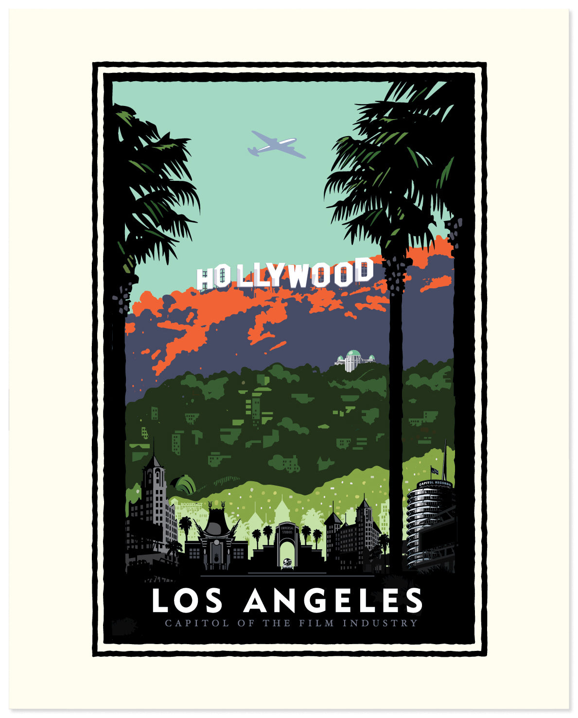 Landmark CA | Hollywood Days