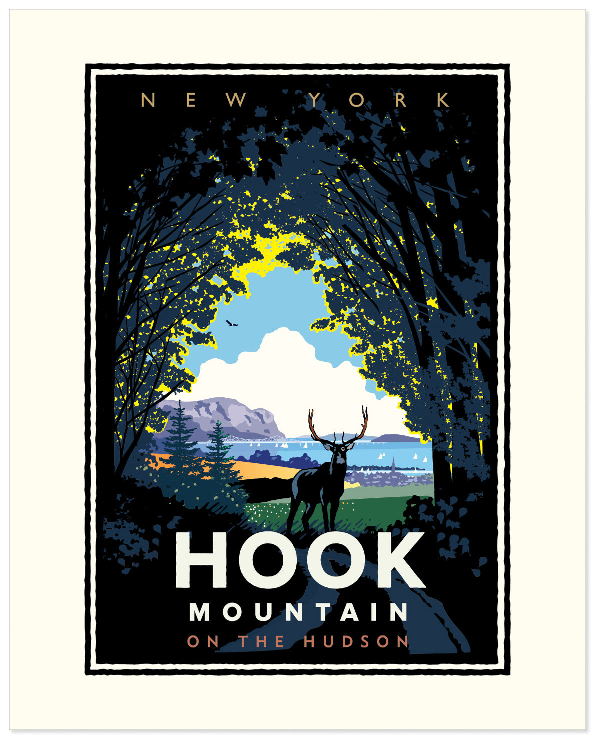 Landmark NY | Hook Mountain