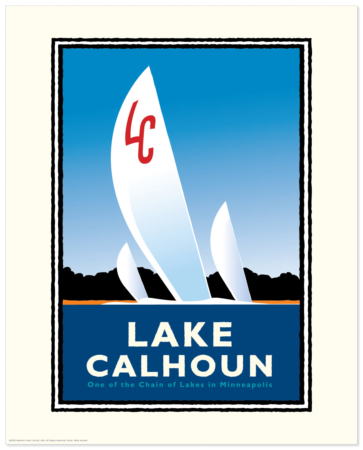 Landmark MN | Lake Calhoun
