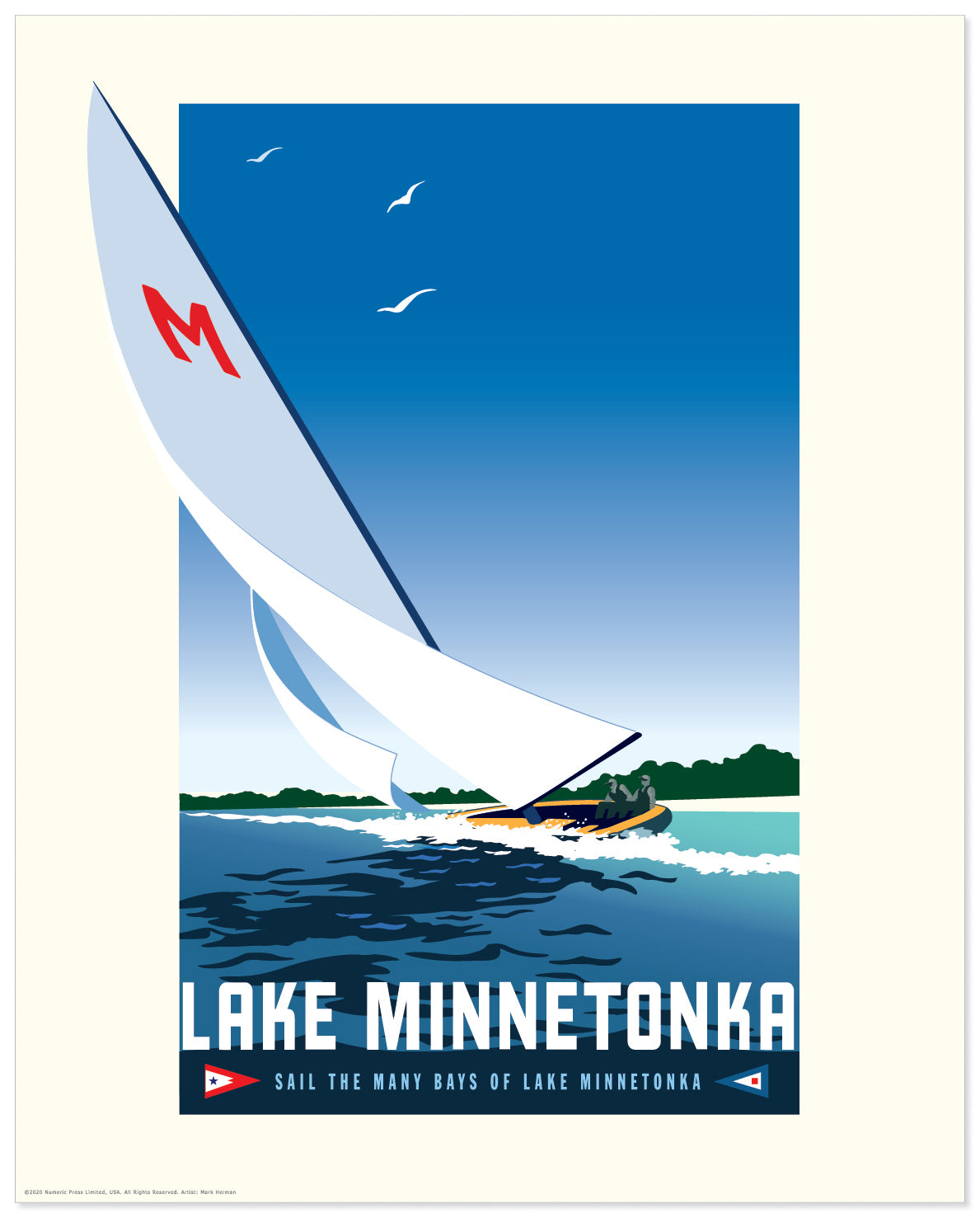 Landmark MN | Lake Minnetonka Yacht Clubs
