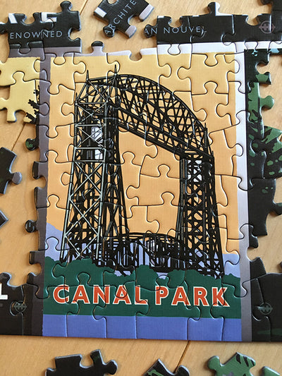 "Mixed Up ""Minnesota Landmarks"" Puzzle Twist"