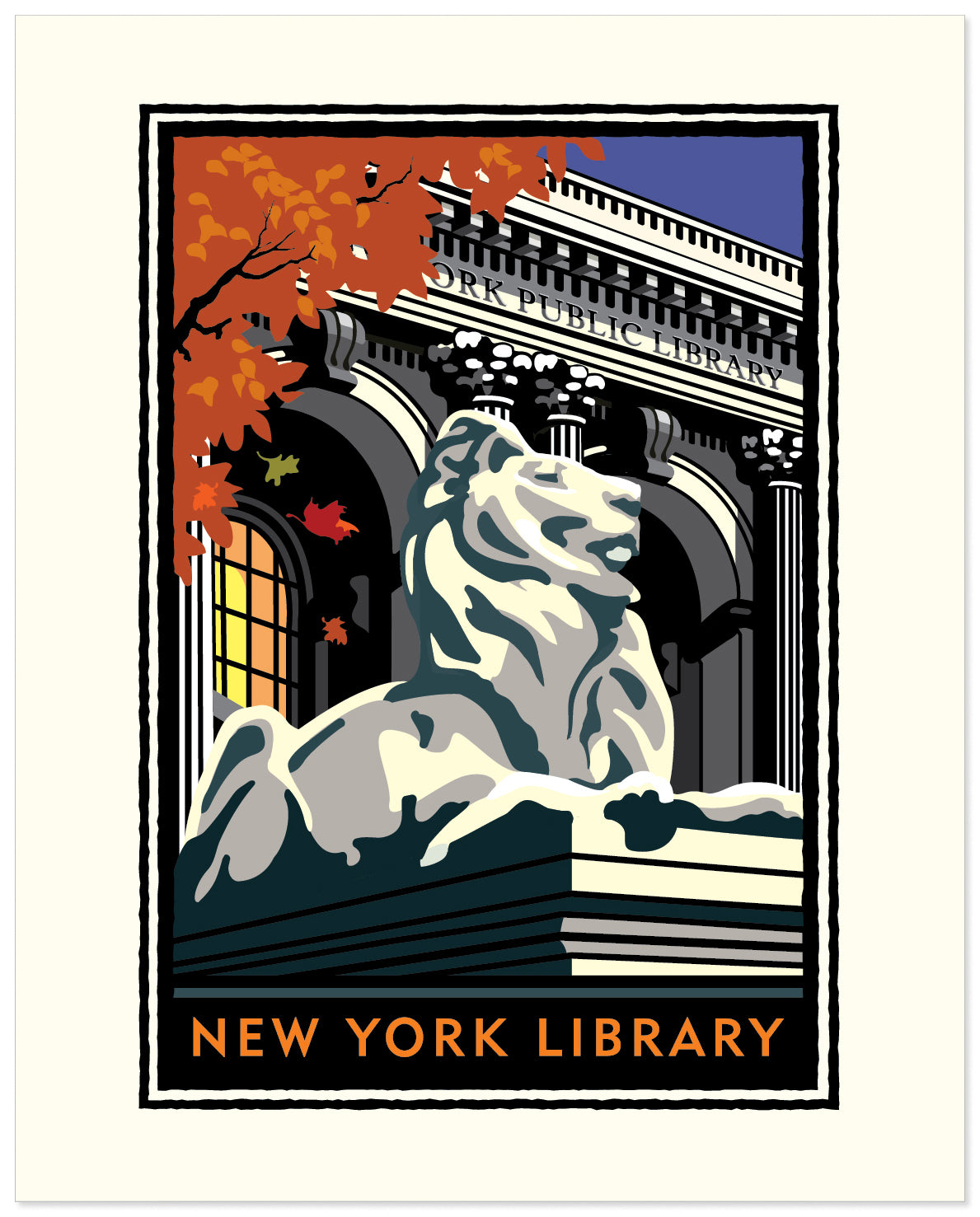 Landmark NY | Public Library NYC