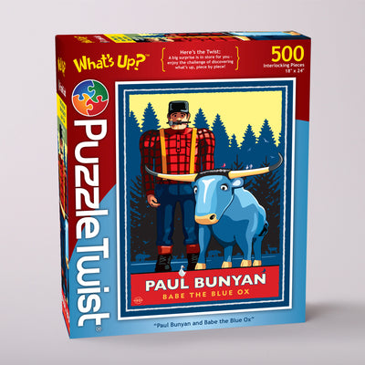 Paul Bunyan Puzzle Twist
