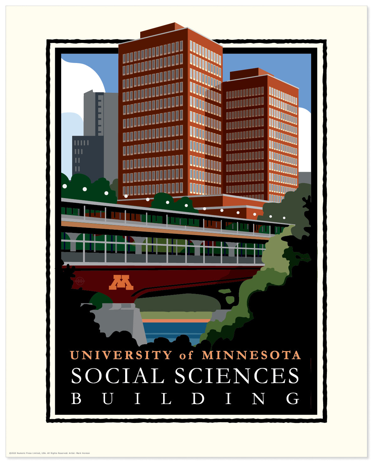 University of Minnesota CLA Social Sciences Building