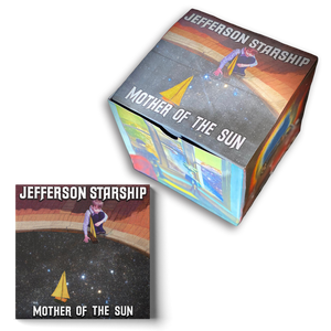 Mother of the Sun Space Box w/CD