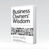 Business Owners' Wisdom Hardcover
