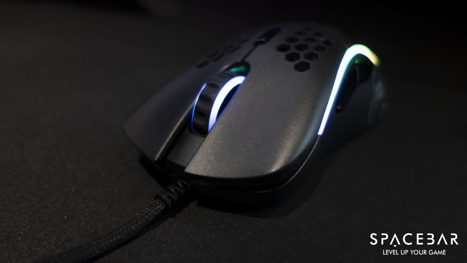 Glorious Model D Gaming Mouse with Omron switches