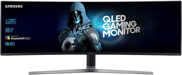 Samsung LC49RG90SSUXEN Game Monitor - SPACEBAR-ENG