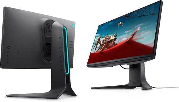 "Dell Alienware AW2521HF Dark Side of the Moon 24.5"" Žaidimų Monitorius - Spacebar.gg"