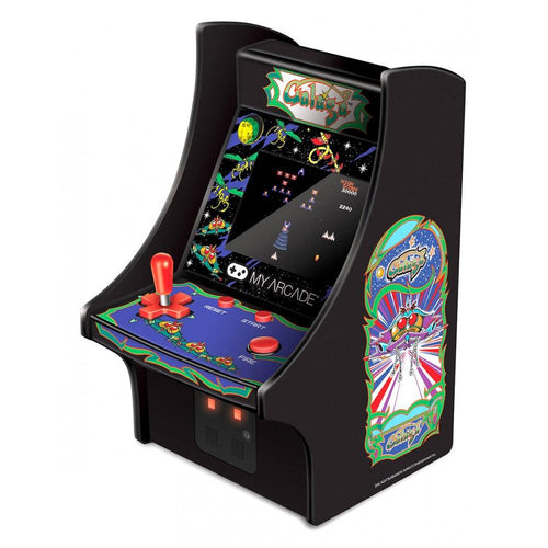 Galaga Micro Player - SPACEBAR