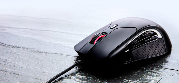 HyperX Pulsefire Raid Wired Gaming Mouse - SPACEBAR-ENG