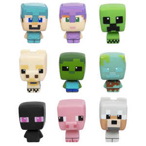 Minecraft Mobbins Blind Pack - SPACEBAR
