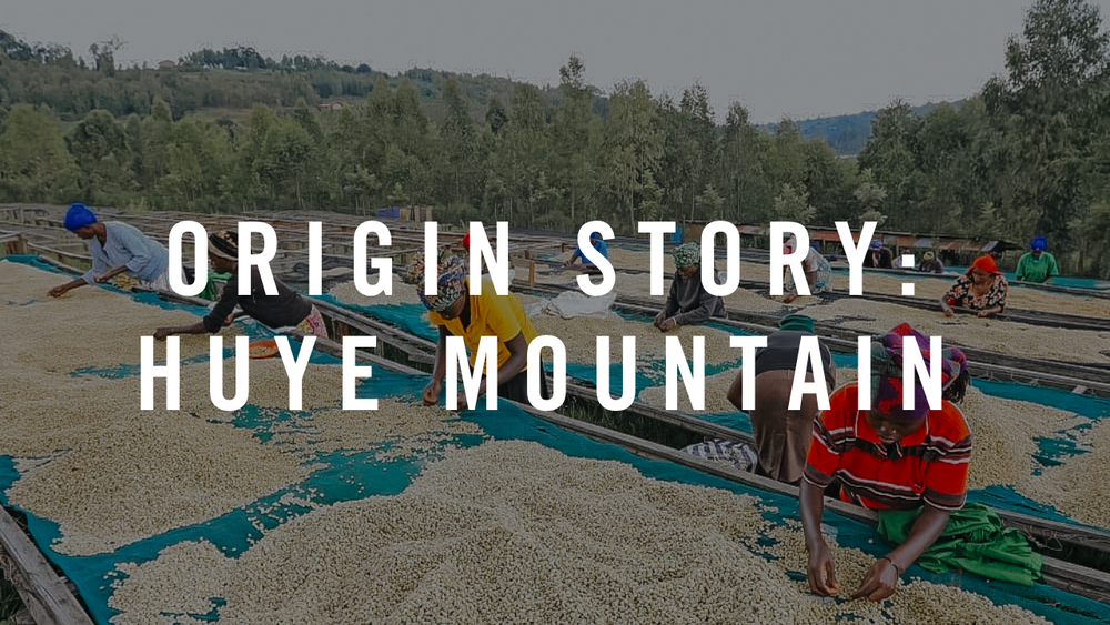Origin Story: Huye Mountain