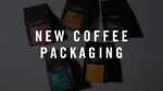 Updated Coffee Packaging