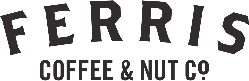 ferris coffee and nut co. logo