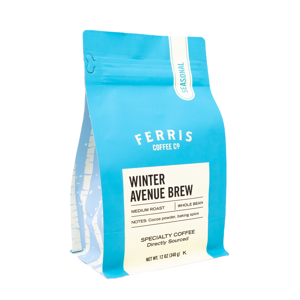 Winter Avenue Blend
