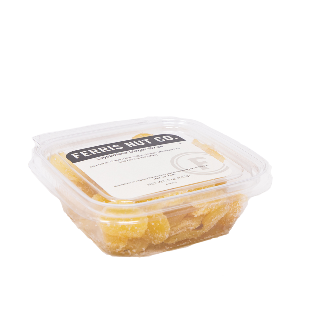 Crystallized Ginger 5 oz.