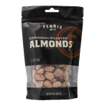 Cinnamon Roasted Almonds 10 oz. - Ferris Coffee & Nut Co.
