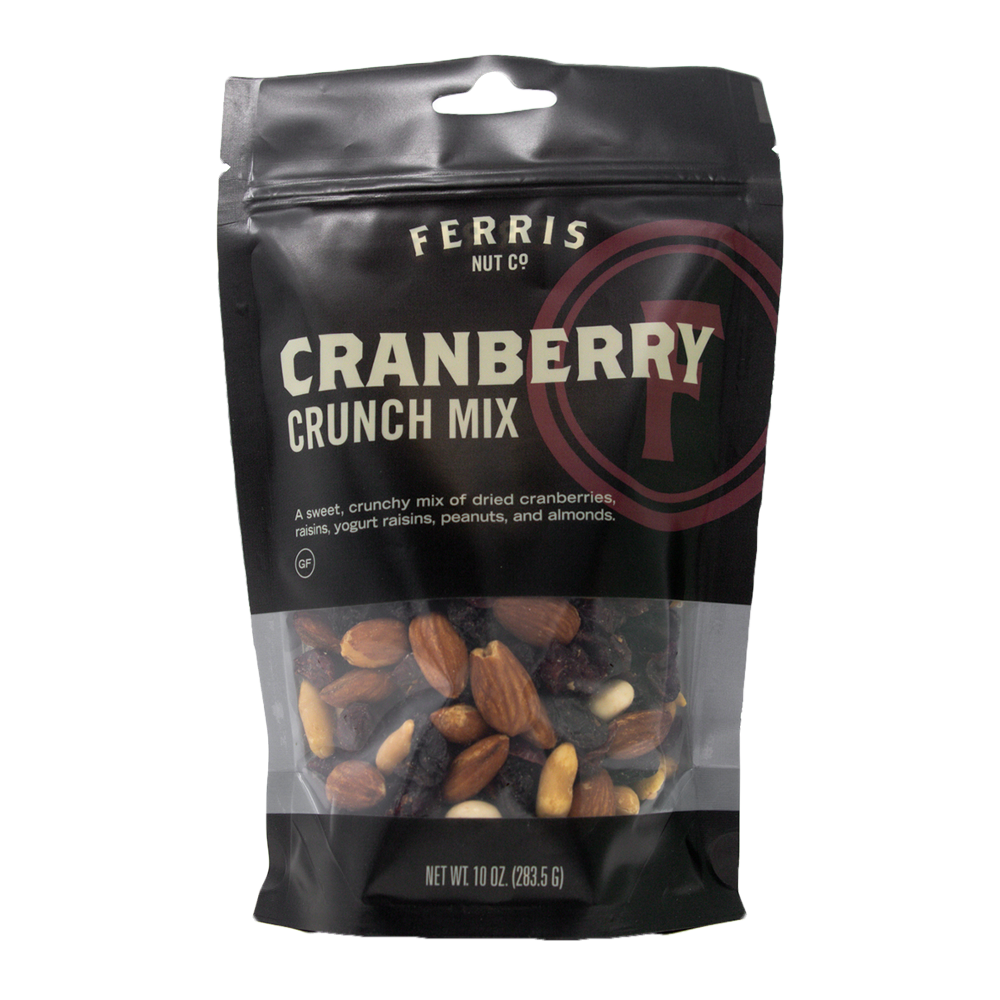 Cranberry Crunch Mix 10 oz. - Ferris Coffee & Nut Co.