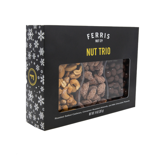Nut Box Trio