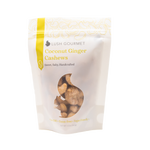 Coconut Ginger Cashews 3.5 OZ - Ferris Coffee & Nut Co.