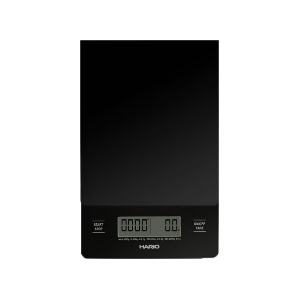 maria black v60 scale and timer