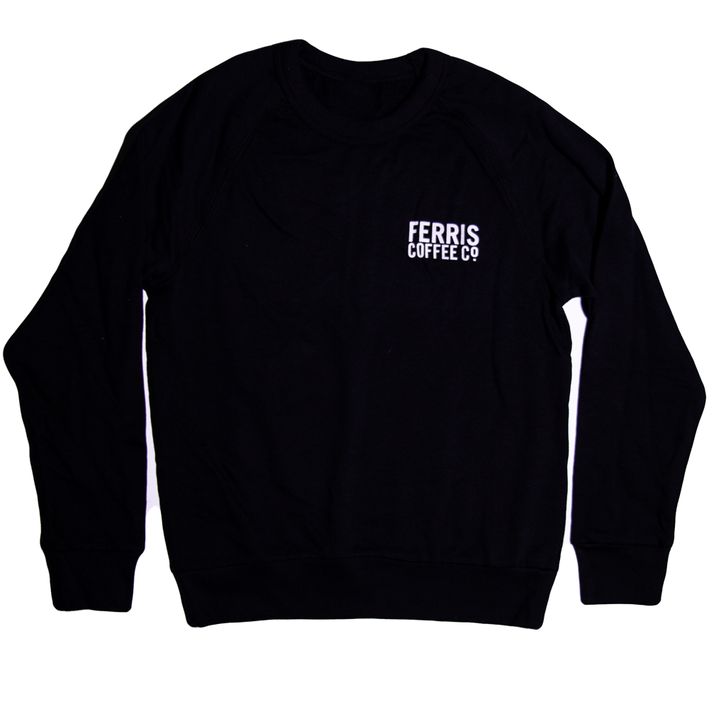 Coffee Crew Sweatshirt