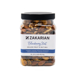Zakarian Blueberry Nut Mix (Roasted Salted) 16 oz.